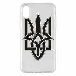 Чохол для iPhone X/Xs Emblem  16