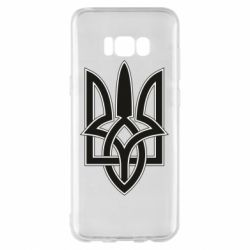 Чохол для Samsung S8+ Emblem  16