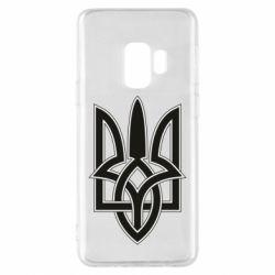 Чохол для Samsung S9 Emblem  16