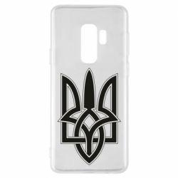 Чохол для Samsung S9+ Emblem  16