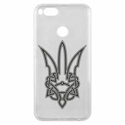 Чехол для Xiaomi Mi A1 Emblem 18