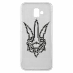 Чохол для Samsung J6 Plus 2018 Emblem 18