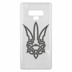 Чохол для Samsung Note 9 Emblem 18