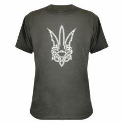 Камуфляжна футболка Emblem 18