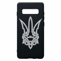 Чохол для Samsung S10+ Emblem 18