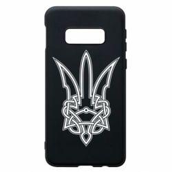 Чохол для Samsung S10e Emblem 18