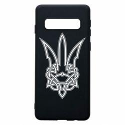 Чохол для Samsung S10 Emblem 18