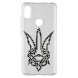 Чехол для Xiaomi Redmi S2 Emblem 18