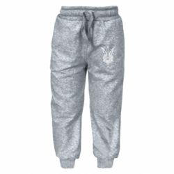 Дитячі штани Emblem 18