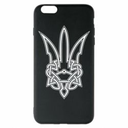 Чехол для iPhone 6 Plus/6S Plus Emblem 18
