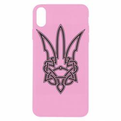 Чохол для iPhone X/Xs Emblem 18