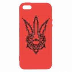 Чохол для iphone 5/5S/SE Emblem 18