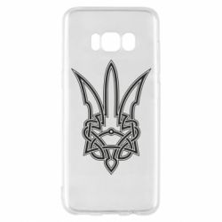 Чохол для Samsung S8 Emblem 18
