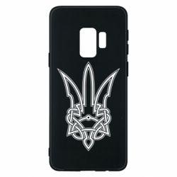 Чохол для Samsung S9 Emblem 18