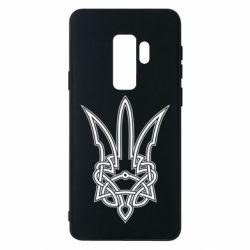 Чохол для Samsung S9+ Emblem 18