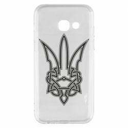 Чохол для Samsung A3 2017 Emblem 18