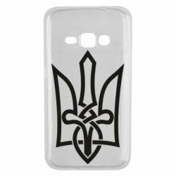 Чехол для Samsung J1 2016 Emblem 22