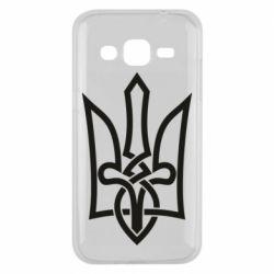 Чехол для Samsung J2 2015 Emblem 22