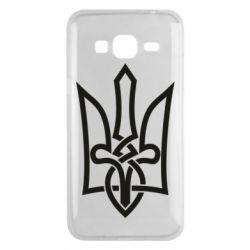 Чехол для Samsung J3 2016 Emblem 22