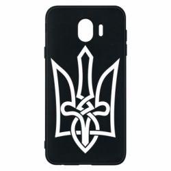 Чехол для Samsung J4 Emblem 22