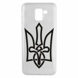 Чехол для Samsung J6 Emblem 22