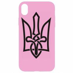Чехол для iPhone XR Emblem 22