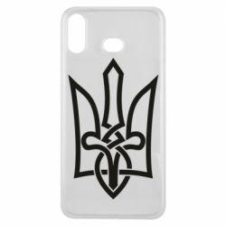 Чехол для Samsung A6s Emblem 22