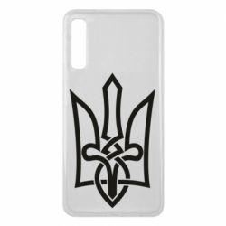 Чехол для Samsung A7 2018 Emblem 22