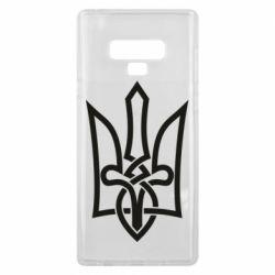 Чохол для Samsung Note 9 Emblem 22