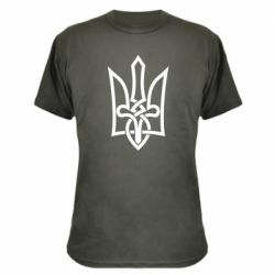 Камуфляжная футболка Emblem 22
