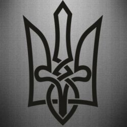 Наклейка Emblem 22
