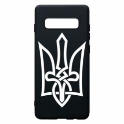 Чехол для Samsung S10+ Emblem 22