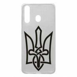 Чехол для Samsung A60 Emblem 22
