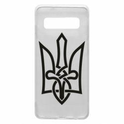 Чехол для Samsung S10 Emblem 22