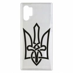 Чохол для Samsung Note 10 Plus Emblem 22