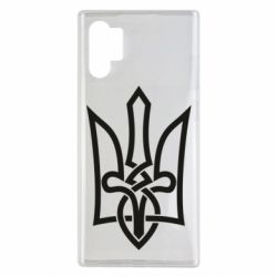 Чехол для Samsung Note 10 Plus Emblem 22