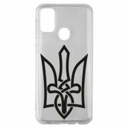 Чехол для Samsung M30s Emblem 22