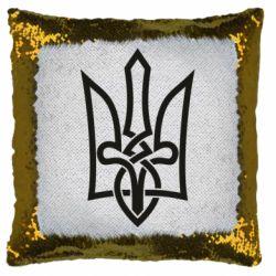 Подушка-хамелеон Emblem 22