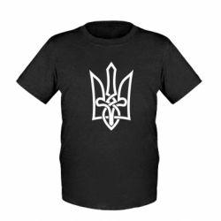 Детская футболка Emblem 22