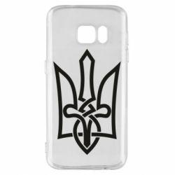 Чехол для Samsung S7 Emblem 22