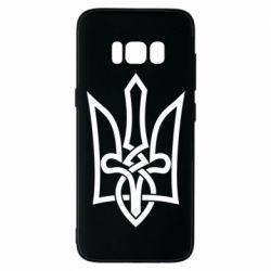 Чехол для Samsung S8 Emblem 22