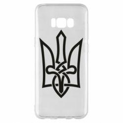Чехол для Samsung S8+ Emblem 22