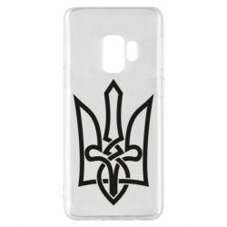 Чехол для Samsung S9 Emblem 22