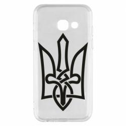 Чехол для Samsung A3 2017 Emblem 22