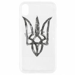 Чохол для iPhone XR Emblem 7