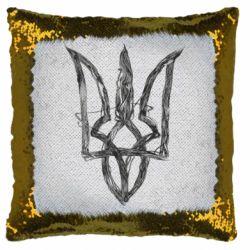 Подушка-хамелеон Emblem 7
