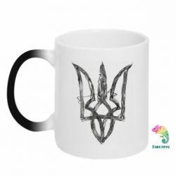 Кружка-хамелеон Emblem 7