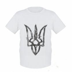 Дитяча футболка Emblem 7