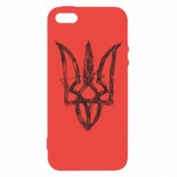 Чохол для iphone 5/5S/SE Emblem 7