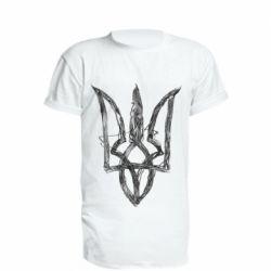 Подовжена футболка Emblem 7